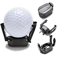 pushfocourag Portable Golf Ball Claw Put On Clamp Holder Grabber Head Retriever Pick Up Tool