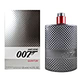 James Bond 007 Quantum homme/men, Eau de Toilette, Vaporisateur/Spray 125 ml, 1er Pack (1 x 125 ml)