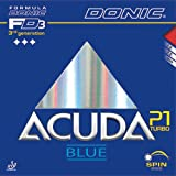 DONIC Belag Acuda Blue P1 Turbo, 2,3 mm, rot