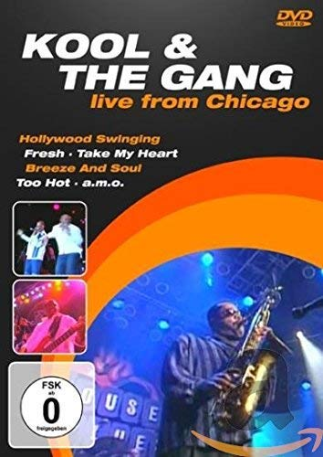 Kool & The Gang - Live From Chicago -