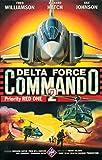 Delta Force Commando 2 [VHS]