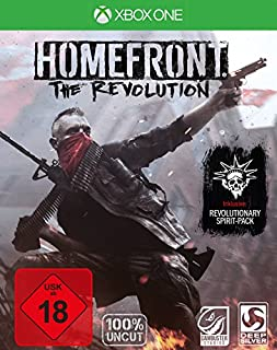 Homefront: The Revolution - Day One Edition (100% uncut) - [Xbox One] (B00KS3LWYC) | Amazon price tracker / tracking, Amazon price history charts, Amazon price watches, Amazon price drop alerts