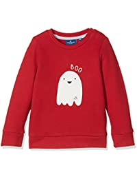 TOM TAILOR Kids Baby Boys' Ghost Application Sweat Sweatshirt