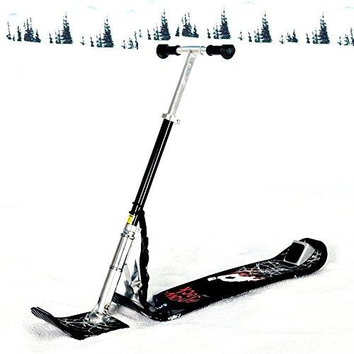 ALUK- Adulte Ski Car Thicker Équipement Aluminium extérieur Ski Snowboard