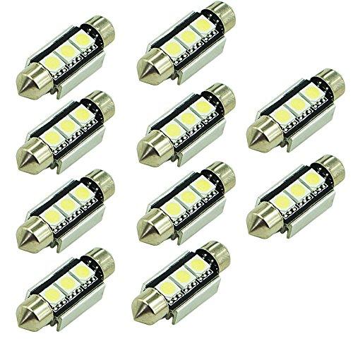 Vococal - 10 pz Universale 36 Millimetri 5050 3-SMD LED