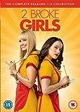 2 Broke Girls - Season 1-3 [DVD] [2014]