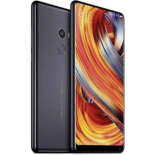 Xiaomi Mi MIX 2 4G 128GB LTE dual-SIM 2.45 GHz 1.9 GHz Octa nucleo nero