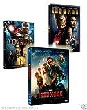 Locandina IRON MAN - LA COLLEZIONE COMPLETA (3 DVD) con Robert Downey Jr., Gwyneth Paltrow