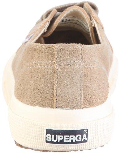 Superga  2750 Sueu, Sneakers Basses mixte adulte Beige (Beige)