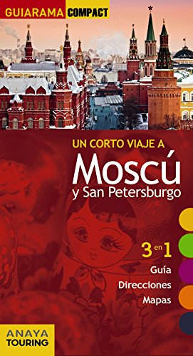 Moscú-San Petersburgo por Marc Morte