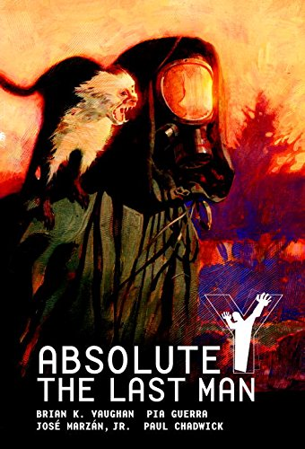 Absolute Y: The Last Man Volume 1 HC