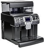 Saeco Aulika Mid espresso machine 4L 2Cups Black–Coffee Makers (Freestanding, Espresso Machine, Coffee Beans, Black)