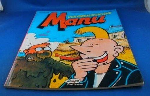 Der Unausstehliche Manu Band 1(Softcover)
