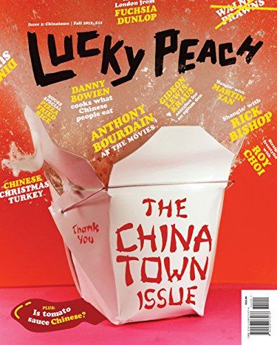 Lucky Peach Issue 5 por Peter Meehan