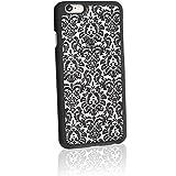 igadgitz 3d Designer Collection 4.7'Housse Noir Pochette Pour Téléphone Portable...