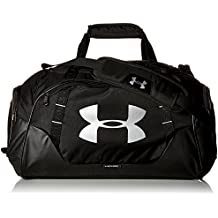 Under Armour Unisex 3.0 innegable Duffel Bag, Unisex, Undeniable, negro / negro
