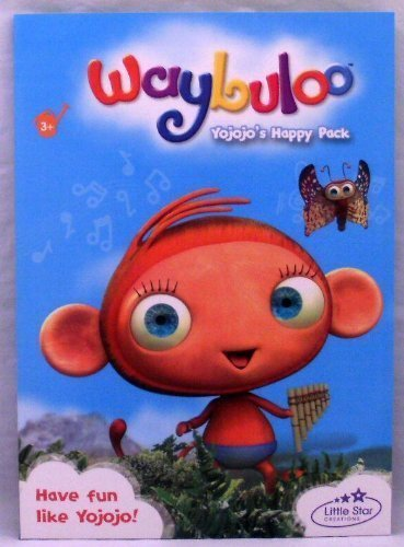 Waybuloo - Yojojo: Happy Pack (Colouring, Stickers and Activities)
