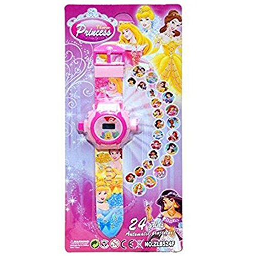Princess 24 Images Projector Watch