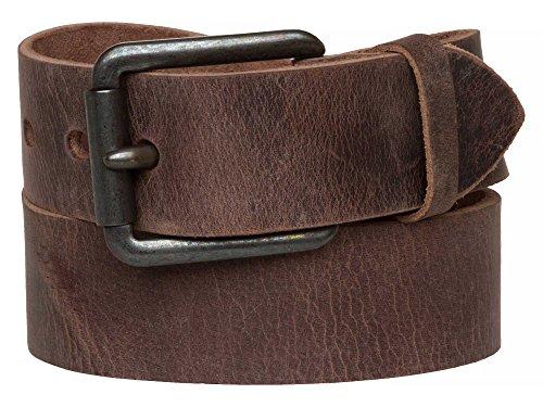 STRONG DESERT VINTAGE Cinturón de cuero Fabricado en Alemania Hombre