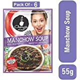 Ching's Secret Manchow Soup, 55g (Pack of 6)