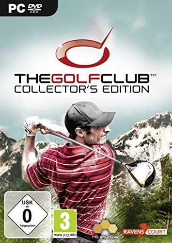 The Golf Club Collectors Edition (PC) -