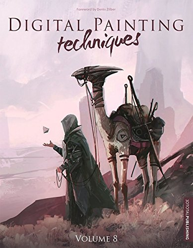 Digital Painting Techniques Volume 8 por 3dtotal Publishing