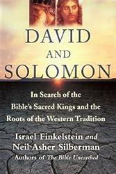 David and Solomon [Taschenbuch] by Finkelstein, Israel; Silberman, Neil Asher