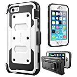 Die besten Wasserdichtes iPhone 5 Cases - Apple iPhone SE (2016) 5 Hülle ArmorBox Serie Bewertungen