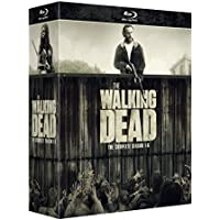 The Walking Dead Season 1-6 on Blu-ray