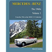 MERCEDES-BENZ, The 1960s, Volume 1: W110, W111, W112