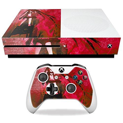 r Microsoft Xbox One Elite Controller | Schutz, langlebig, und Einzigartige Vinyl Aufkleber Wrap Cover | einfach anzubringen, zu entfernen, und Ändern Styles ()