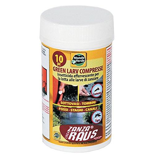 10 compresse Larvicida