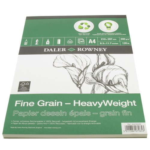 daler-eco-pad-fine-grain-heavy-weight-pad-a4-200g