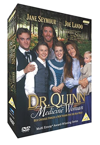 Medicine Woman - Series 6 - Complete