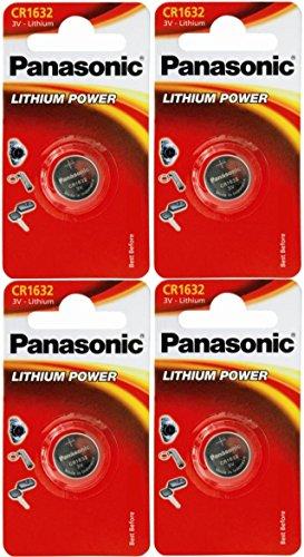32 3 V, Lithium-Batterie, 4 Batterien pro Packung ()