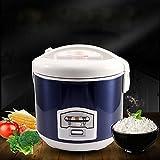 DHG Automatischer Reiskocher Multifunktions-Reiskocher,Blau