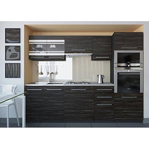 JUSThome-Torino-II-Cocina-completa-240-cm-2-Modelos-de-manijas