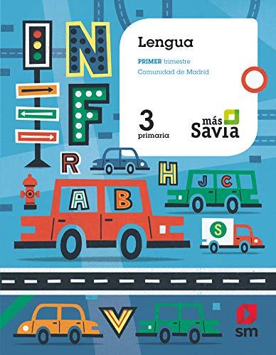 Lengua 3 Primaria Más Savia Madrid