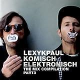 Komisch Elektronisch, Pt. 3 (The Mix Compilation)