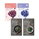 #3: The Face Shop Normal Skin Masksheet Combo
