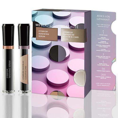 bd1eab4c178 M2 Beaute Eyebrow Set - Renewing Serum + Color & Care Blonde Edizione  Limitata