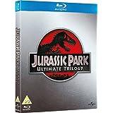 Jurassic Park Trilogy (Includes UltraViolet Copy) [Blu-ray]