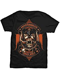 Motorhead Herren T-Shirt Orange Ace