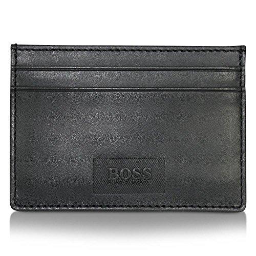 BOSS ORANGE Kreditkarten Etui Pulse Scard, Black -