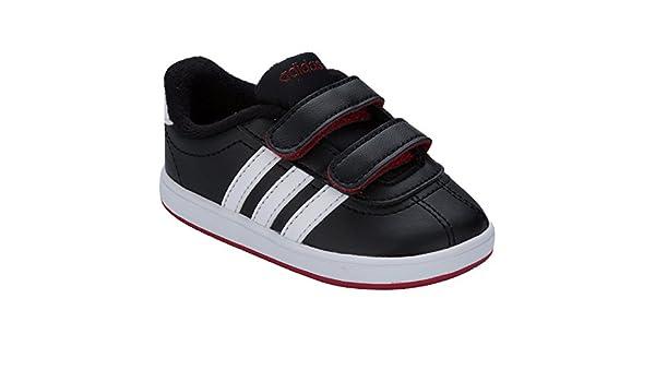 10cb92da0cece Baskets bébé adidas Neo VL Court CMF Trainers pour garçon en noir  adidas  NEO  Amazon.fr  Chaussures et Sacs