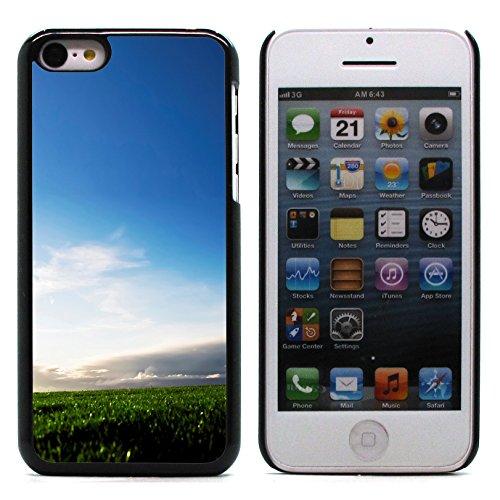 Graphic4You Monaco Postkarte Ansichtskarte Design Harte Hülle Case Tasche Schutzhülle für Apple iPhone 5C Design #8