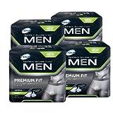TENA MEN Level 4 Premium Fit Prot.Underwear L 40 St