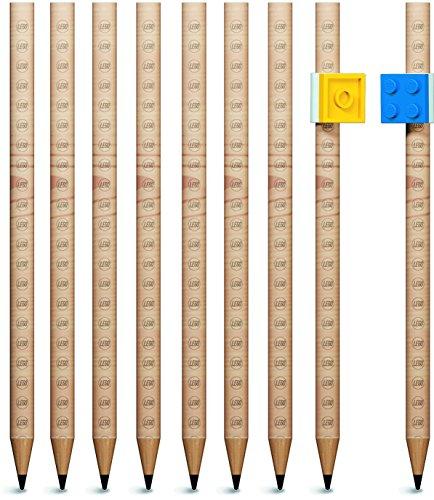 Lego grafite matita (confezione da 9)