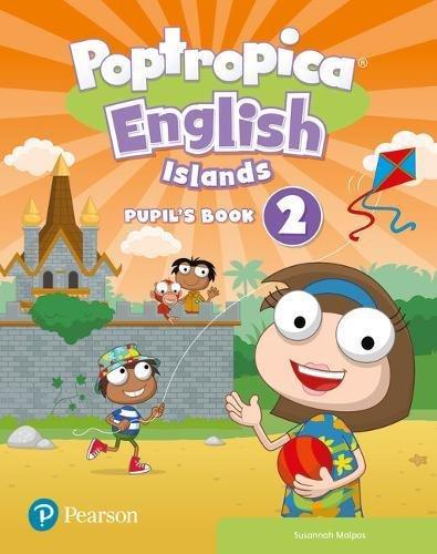Poptropica English Islands Level 2 Handwriting Pupil's Book and Online Game Access Card Pack por Susannah Malpas