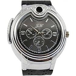 MOTUS Novelty Lighter Watch Lighter Watch Black Dial